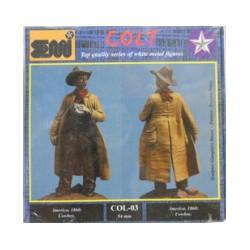 EMI Metal figures Art. COL...