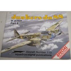 Junkers Ju 88 in action...