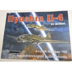 Ilyushin II-4 in action...