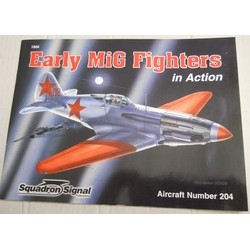 Early MIG fighters in...