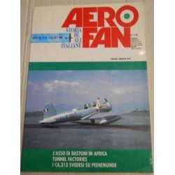 Aerofan. Storia di ali...