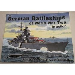 German battleships of World...