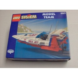 Lego System Art. 5521 Model...