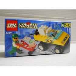 Lego System Art. 6325 Post...