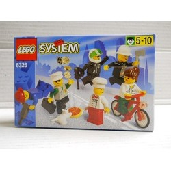Lego System Art. 6326 Town...