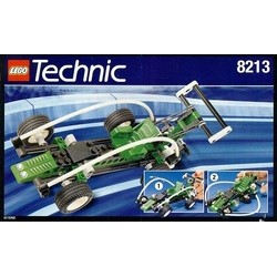 Lego Technic Art. 8213 Spy...