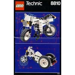 Lego Technic Art. 8810 Cafe...