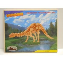 Human Art. J005 Brontosauro...