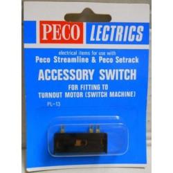 Peco Art. PL13 Micro switch...
