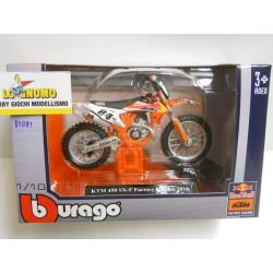 Burago art. 51081  KTM 450...