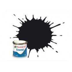 Humbrol 021 Black (gloss)