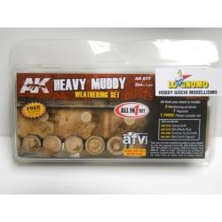 AK 077  Heavy Muddy...