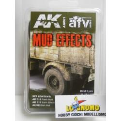 AK 066  Mud Effects - set...