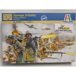 Italeri art. 6151 German...