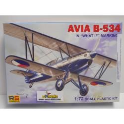 RS Models art. 92080  AVIA...