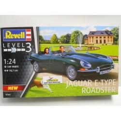 Revell art. 7687  Jaguar...