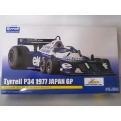 Fujimi art. 92058  Tyrrell...