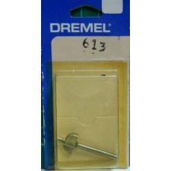 Dremel Art. 613 Fresa (HSS)...