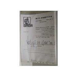 Amati Art. 1062 M/C. Freccia