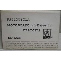 Amati Art. 1065 Pallottola....