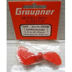 Graupner Art. 2302.65 Elica...