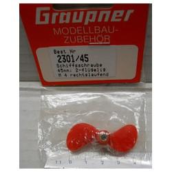Graupner Art. 2301.45 Elica...