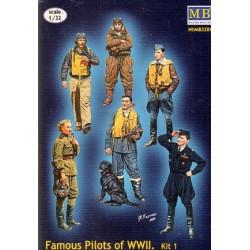 MB Art. 3201 Famous pilots...
