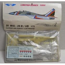 Aero Team Art. 7220 Mig 29...