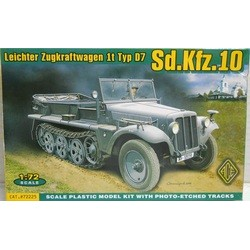 Ace Art. 72225 Sd.Kfz.10...