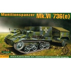 Ace  Art.72520  Mk.VI 736...