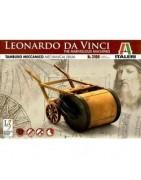 Modellismo statico. Le macchine di Leonardo da Vinci
