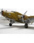 Modellini di Aerei personalizzati dipinti a mano e con aerografo