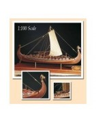 Modellismo navale. Scatole di montaggio