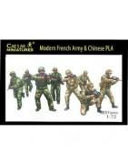Soldatini in scala 1:72 da montare