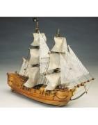 Modellismo navale. Ampia gamma di velieri