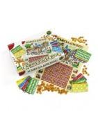 Giochi di carte, scatole di società, per bambini e didattici