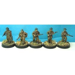 TQD Art. BR2 Riflemen...