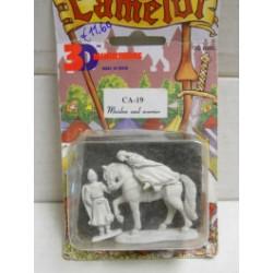 Camelot Art. CA 19 Maiden...