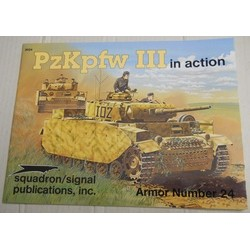 PzKpfw III in action Armor...