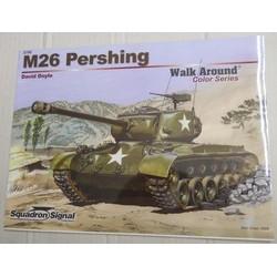 M26 Pershing Walk around...