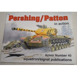 Pershing / Patton in action...