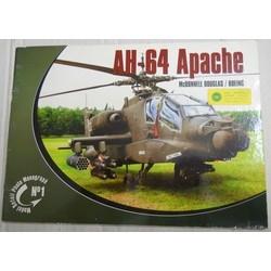 AH-64 Apache McDonnell...