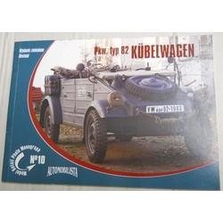 Pkw. typ 82 Kübelwagen...
