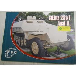 Sd.kfz 251/1 Ausf. D Model...