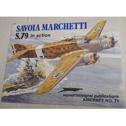 Savoia Marchetti S.79 in...