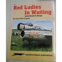 Red Ladies in waiting...