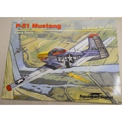 P-51 Mustang in action...