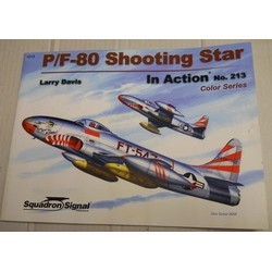 P/F-80 Shooting star in...