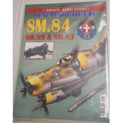 SIAI Marchetti SM84, SM89 e...