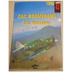 CAC Boomerang. CAC Wirraway...